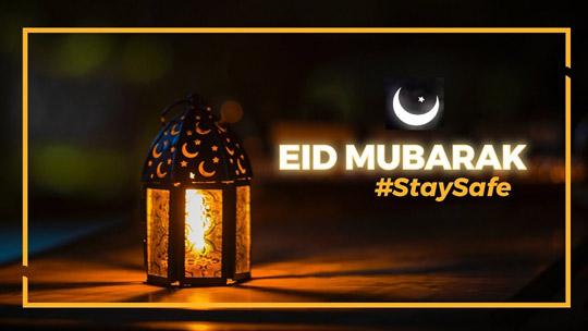 Happy Eid-ul-Fiter 2020
