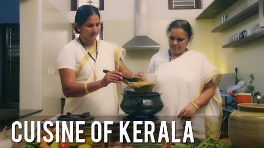 Cuisine of Kerala<