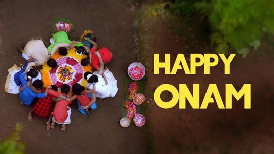 Onam Season of Fun, Feast & Festivities
