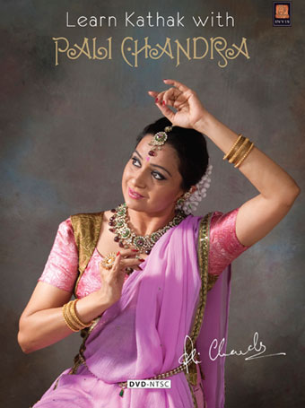 Learn Kathak with Pali Chandra