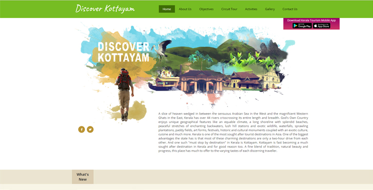 Discover Kottayam
