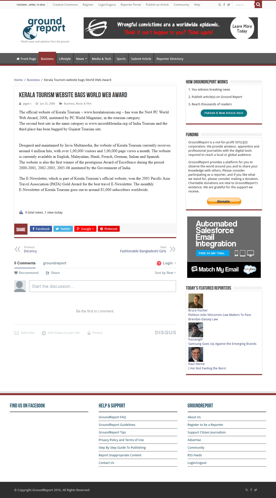 History, News and Media links of Invis Multimedia