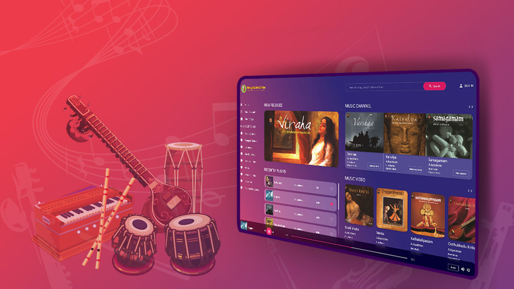 Invis Multimedia Launches Online Music Platform with Indian Music